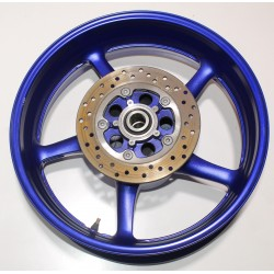 2017 YAMAHA R6 REAR WHEEL